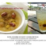 Royal Hashima Dessert – Recipe