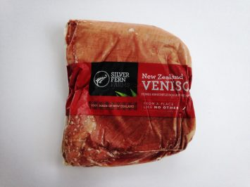 EMV-001 Venison Flanksteak (NZ)