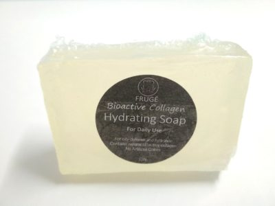 Fruge Bioactive Collagen Hydrating Soap 100g 1