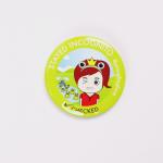 JFF Online Shop Product – Frog Badge 02