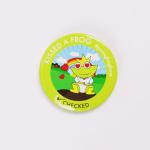 JFF Online Shop Product – Frog Badge 03
