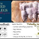 JFF Premium Deboned Frog Legs 300g