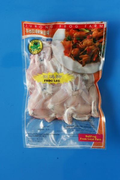 frog legs (from Jackson PC) 500g