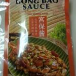 gong bao sauce sing long